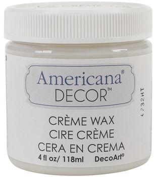 DecoArt Americana Decor Creme Wax 4oz