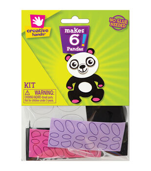 Creative Hands Panda Foam Activity Kit