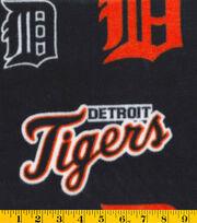 Detroit Tigers MLB Fleece Fabric, , hi-res