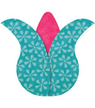 AccuQuilt GO! Baby Fabric Die-Tulip