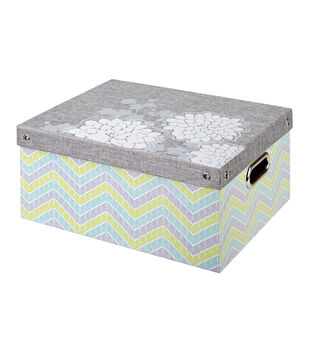 Medium Loving Blossom Storage Box