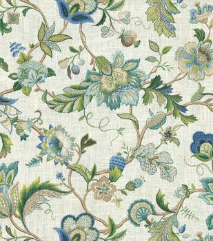 Upholstery Fabric-Vanderbilt Sapphire