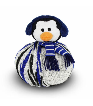 DMC Top This! Yarn-Penguin