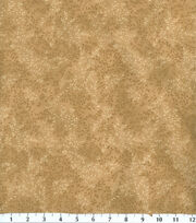 Keepsake Calico™ Cotton Fabric-Viney Tonal Leaf Dark Beige, , hi-res