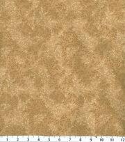 Keepsake Calico™ Cotton Fabric-Viney Tonal Leaf Dark Beige, , hi-res