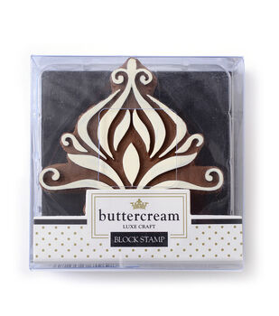 Buttercream™ Collection Block Stamp-Finial