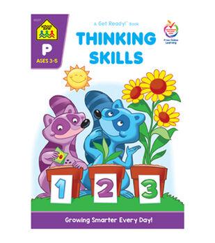 Workbooks-Thinking Skills