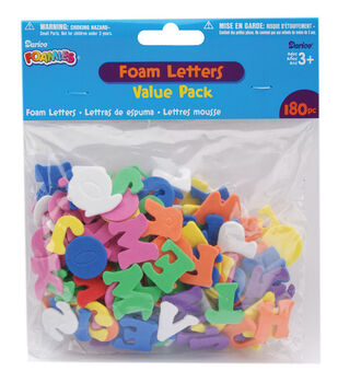 Foamies Value Pack Letters