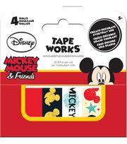 Mickey 4pk Tape Box, , hi-res