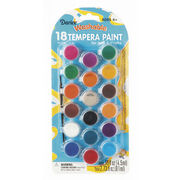 Washable Tempera Paint Pot Pack, 18-Pack, , hi-res