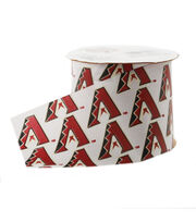 Offray MLB Arizona Diamondbacks-Two And Half Inch Ribbon, , hi-res
