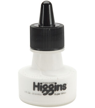 Higgins 1 oz. Ink-1PK/Superwhite