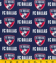 FC Dallas MLS Cotton FC Dallas Fabric, , hi-res