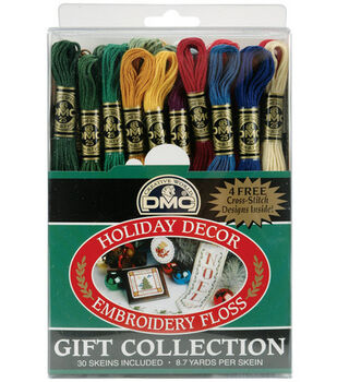 DMC Embroidery Floss Pack Holiday