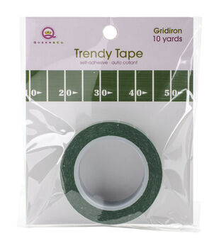 Queen & Co Football Gridiron Trendy Tape