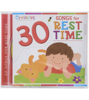Kim Mitzo Thompson 30 Songs For Rest Time In CD