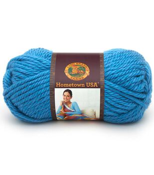 Lion Brand Hometown USA Yarn