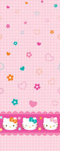Sanrio Hello Kitty Tea Party Mock Smock, , hi-res