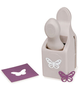 Martha Stewart Crafts Embossing Punch Monarch Butterfly
