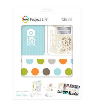 Project Life Value Kit 138/Pkg-Cathy Zielske