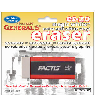 Magic White Extra Soft Vinyl Eraser