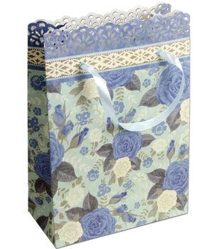 Jolee's Boutique Parisian Floral Large Gift Bag