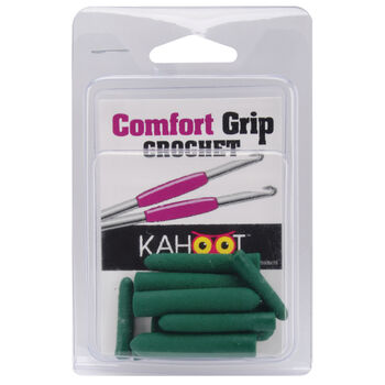Comfort Grip Crochet Hook 10/Pkg