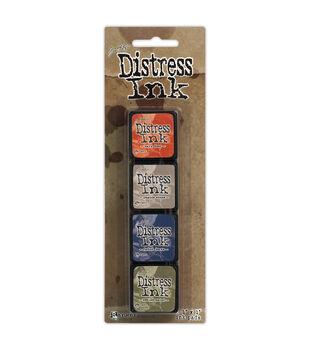 Tim Holtz® Distress Mini Ink Kits-Kit 5