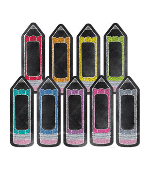 "Chalk It Up! Pencils 6"" Cut-Outs"
