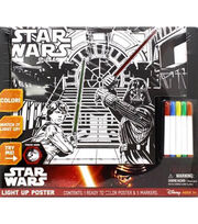 Star Wars Light Up Poster Activity, , hi-res