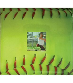 12 x12 Sport & Hobby Albums-Fast Pitch