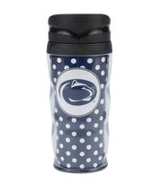 Penn State University NCAA Polka Dot Travel Mug, , hi-res