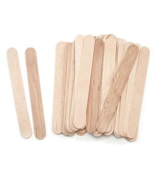5.75 inch Wood Craft Sticks-45pc/pkg