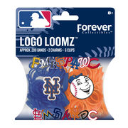 Forever Collectibles Logo Loomz Filler Pack New York Mets, , hi-res