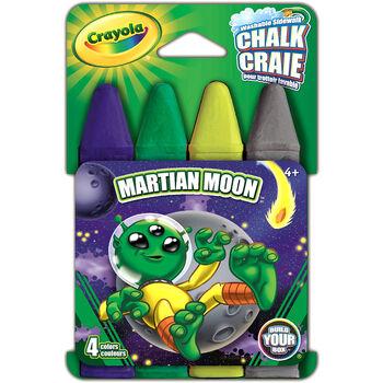 Crayola Chalk 4/Pkg