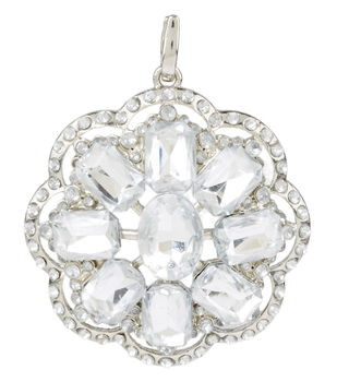 Cluster Pendent Crystal