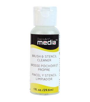 DecoArt Brush & Stencil Cleaner 2oz
