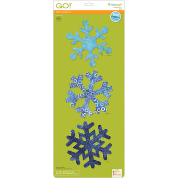 Snowflake7-Go! Fabric Die