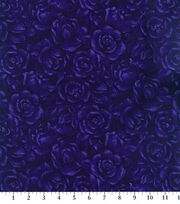 Keepsake Calico™ Cotton Fabric-American Beauty Plum, , hi-res