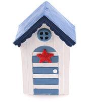 Fairy Garden Beach House With Striped Door, , hi-res
