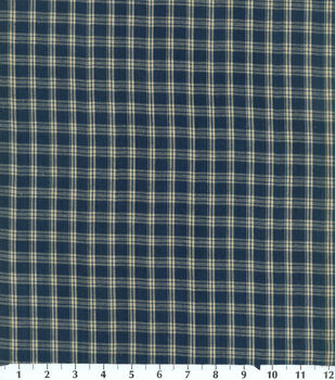 "Homespun Cotton Fabric-45"""