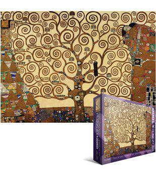Euro Graphics Jigsaw Puzzle Klimt-Tree Of Life