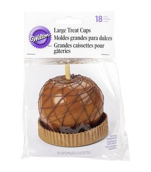 Wilton® Caramel Apple Large Treat Cups 18/Pkg