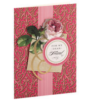 Anna Griffin Card Kit Birthday For My Friend Garden, , hi-res
