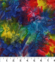 Batik Cotton Fabric - Tonal Rainbow, , hi-res