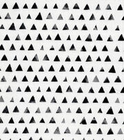 Keepsake Calico™ Cotton Fabric-Black Shaded Triangle, , hi-res