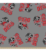 Walking Dead Love Toss Fleece, , hi-res