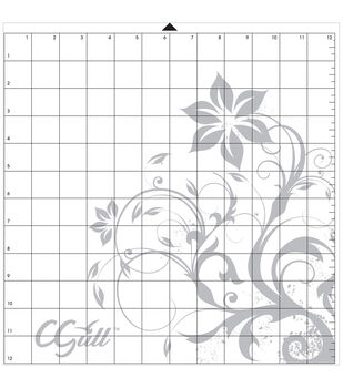 "Silhouette Style Cutting Mat 12""X12""-"