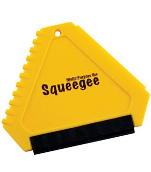 Squeegee 3-Sided