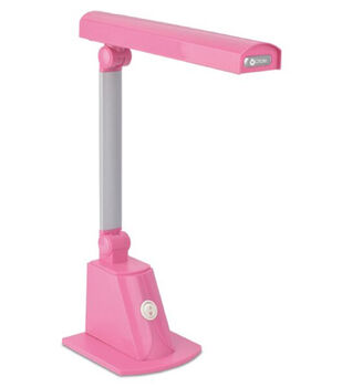 OttLite® 13W Learning Light Task Lamp - Pink
